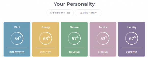 my_personality