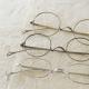 これ欲しい。職人井戸多美男作のクラシカルな眼鏡フレームT-461